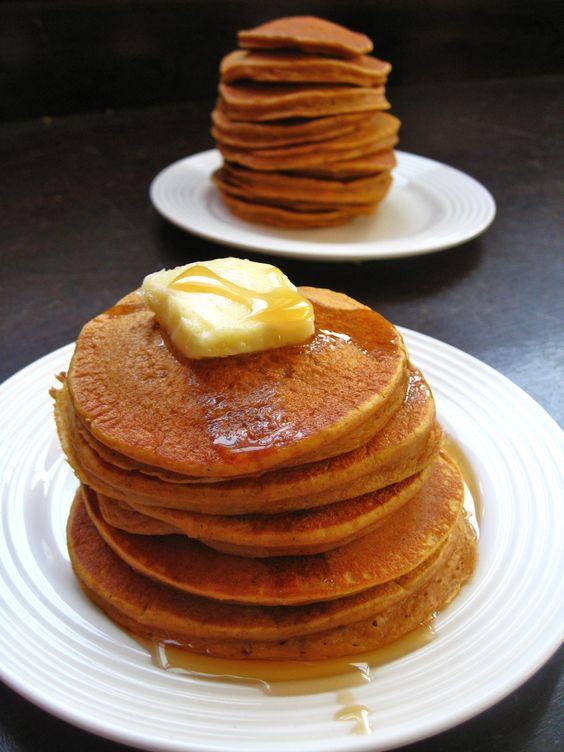 Sweet potato pancakes, Potato pancakes and Pancakes on Pinterest