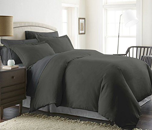 Bed Alter 1000 Thread Count Duvet Cover Set 3 Piece With Zipper Corner Ties 100 Egyptian Cotton Hypoallergenic 1 Duvet Solid Duvet Duvet Cover Sets Duvet Sets