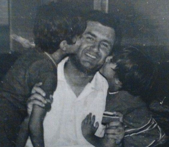 I Have A Fantastic Relationship With My Dad. But It Wasn't Always Like That. Happy Father's Day to all fathers who touch our lives!