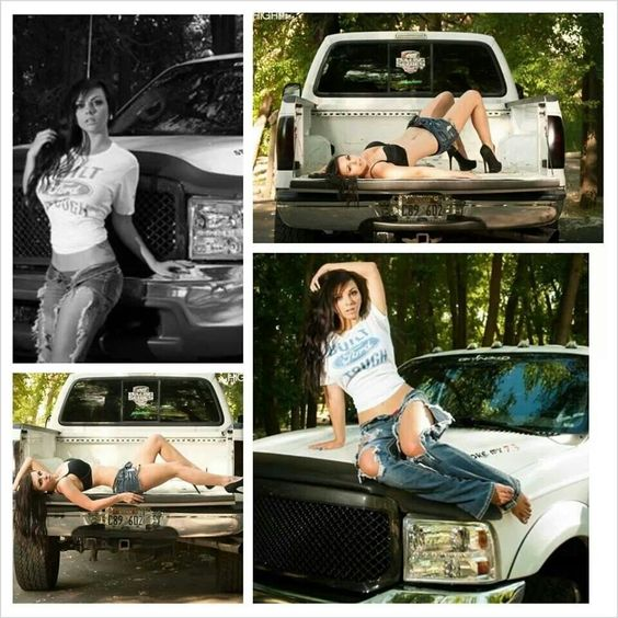 Babes and trucks.....