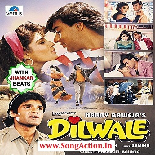 Dilwale 1994 Mp3 Songs Download Www Songaction In Mp3 Song Download Mp3 Song Songs