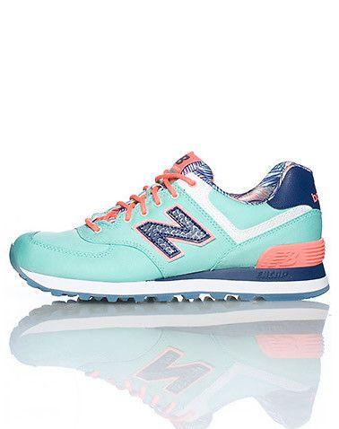 New Balance Women's Green Footwear Sneakers 9 5 | Shoes