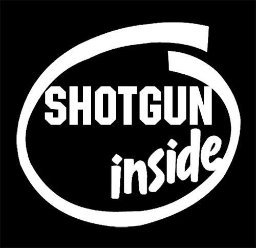 Decals, Stickers And Shotguns On Pinterest