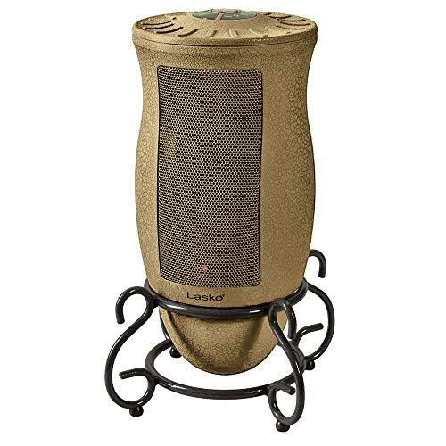 Price As Of Details Lasko S Ceramic Heater Designer Series Blends Beautifully With Surrounding Decor The Ceramic Heater Lasko Space Heater Ceramic Heater