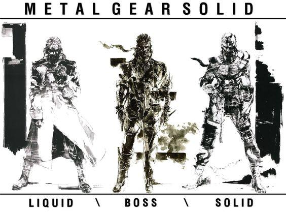 Metal Gear Solid Wallpaper 1600x1200 Metal Gear Metal Gear Solid Metal