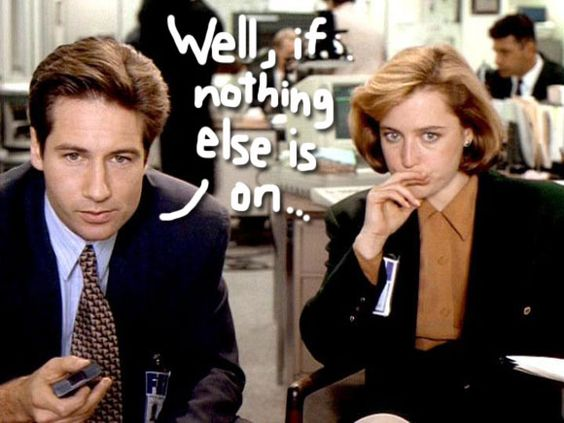 Forget 'Out There', The Truth Is HERE! X-Files Is OFFICIALLY Returning To TV!