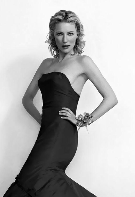 Cate Blanchett-Brilliant Actress