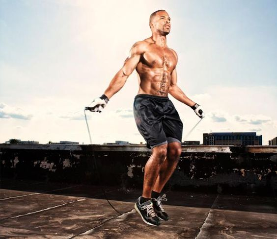 Outdoor Training-Jump rope workout - 10 Best Outdoor Workouts to Burn Fat and Build Muscle - Men's Fitness
