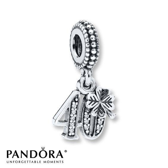 Pandora 40 Charm