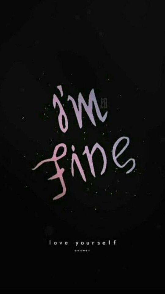 Save Me I M Fine Bts Loveyourself Save Me Im Fine Bts Lockscreen Bts Wallpaper