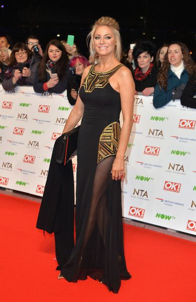 Tess Daly Photos - Tess Daly attends the 21st National Television Awards at The O2 Arena on January 20, 2016 in London, England. - National Television Awards - Red Carpet Arrivals