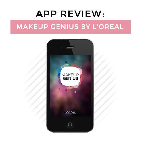 App Review: Makeup Genius