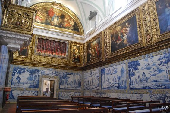 Convento dos Cardaes, Lisboa