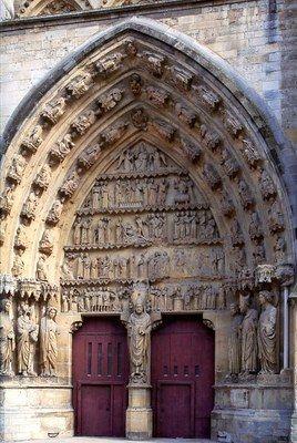 Façade nord — Notre-Dame de Reims