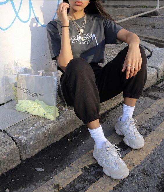 street wear girl, street style girl, street style girl hip