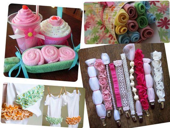 Cute!     My Trendy Tykes: 10 CREATIVE baby shower ideas