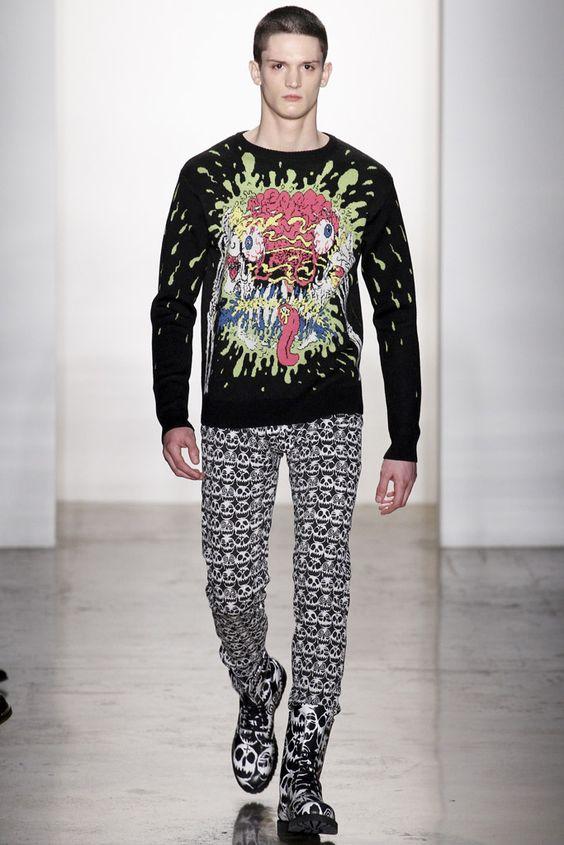 Jeremy Scott -  Fall 2013-14 N.York