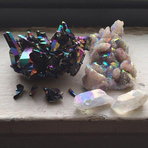 Crystalline Reverie