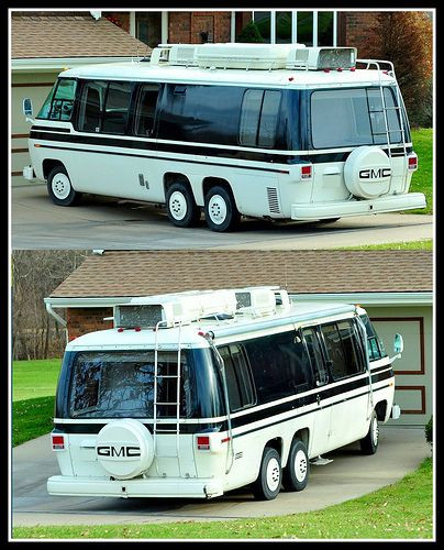 Gmc Motorhome, Motorhome And Boat Storage On Pinterest