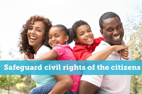 Obama Domestic Policy | Safeguard civil rights of the citizens  http://www.presidenttowin.com