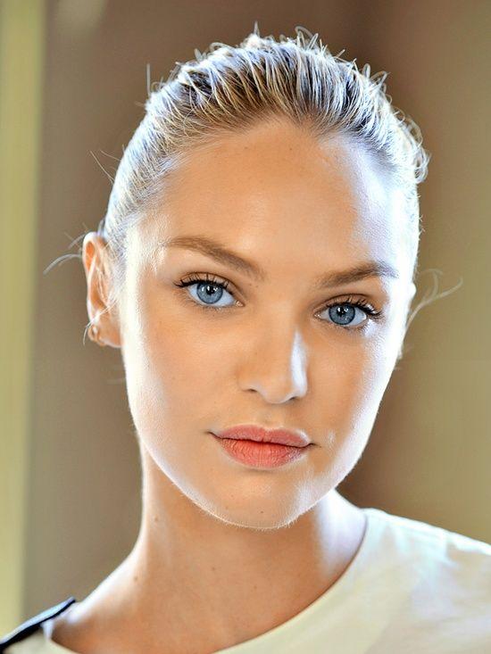Candice swanepoel everyday makeup