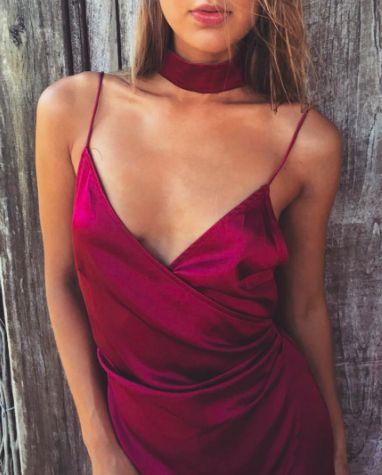 15 Gorgeous silk outfit ideas