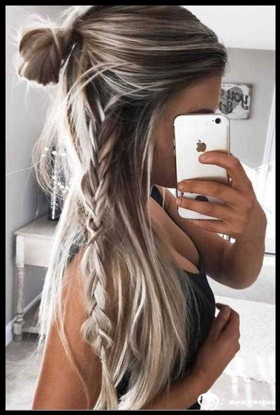 81 Beste Diy Frisuren Fur Langes Haar 2019 2020 Frisuren