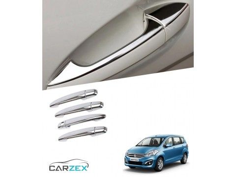 Chrome Door Handle Cover Maruti Ertiga Car Body Cover Car