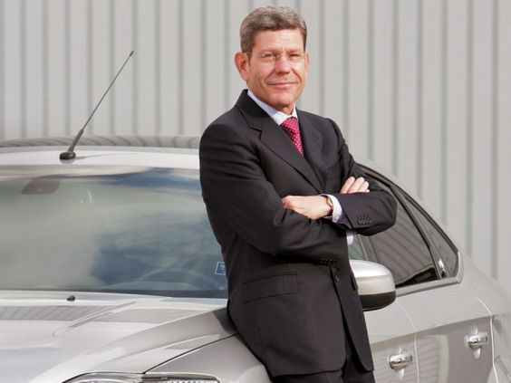 Personal-Wechsel in der Führung der Ford-Werke GmbH zum 1. Januar 2017 #Wirtschaft_Recht #Amtszeit #Aufsichtsrat #Auszeichnung #Auto