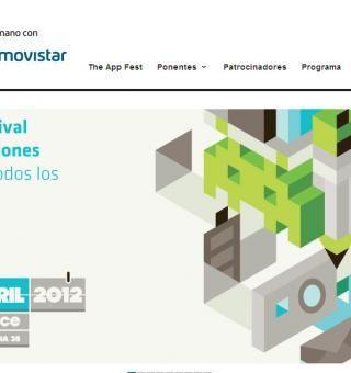 'The App Fest' llega a Madrid. Primer festival de aplicaciones para móviles.
