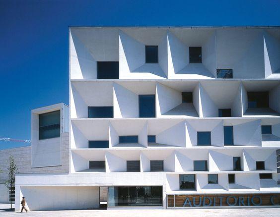 Mansilla + Tuñón Arquitectos, Luis Asin · Auditorio de León · Divisare