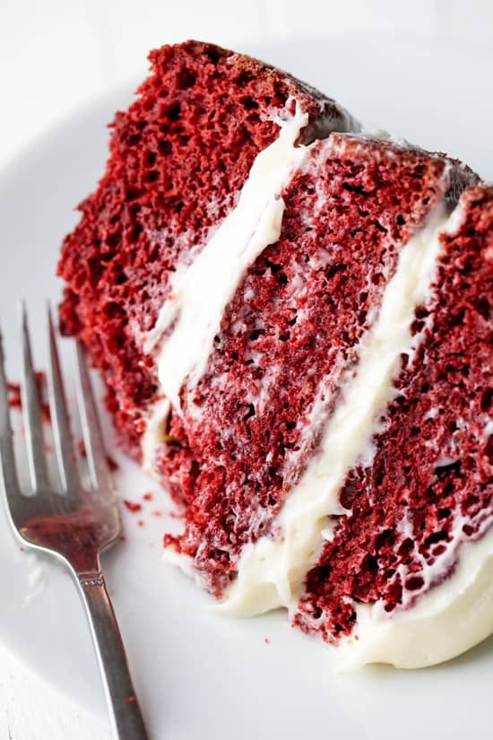 The Most Amazing Red Velvet Cake Recipe Is Moist Fluffy And Has The Perfect Balance Between Acidit Red Velvet Cake Red Velvet Cake Recipe Velvet Cake Recipes