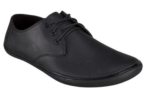 """#Vivobarefoot Men Ra #Leder-der """"Business Schuh"""" von #Vivobarefoot aus #hochwertigem #Pull-UP Leder"""