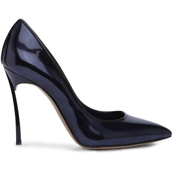 Midnight Blue Heels | Tsaa Heel
