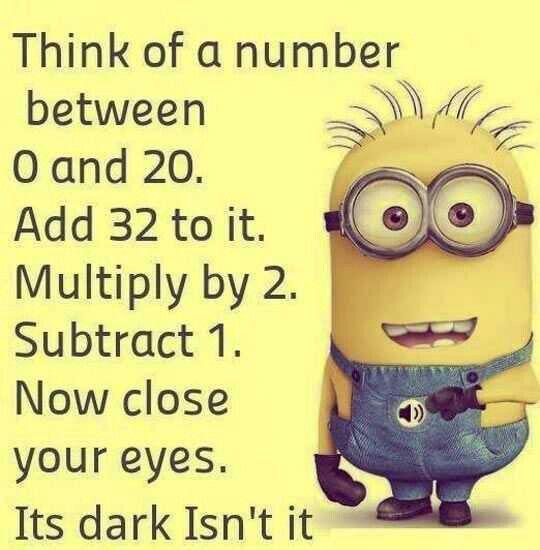Its Dark Isn T It Minions Funny Funny Minion Quotes Funny Minion Memes