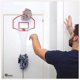 Panier à Linge Basketball