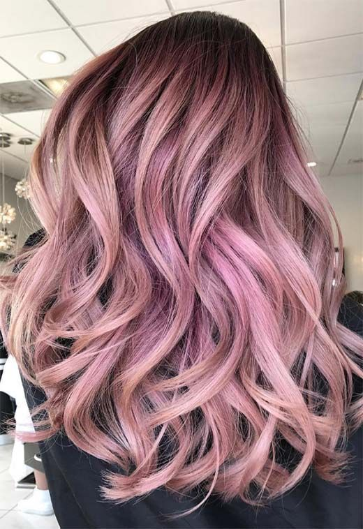 Pink Hair Colors Ideas Tips For Dyeing Hair Pink The Right Hair Styles Hair Color Pink Pink Hair Dye Colored Hair Tips