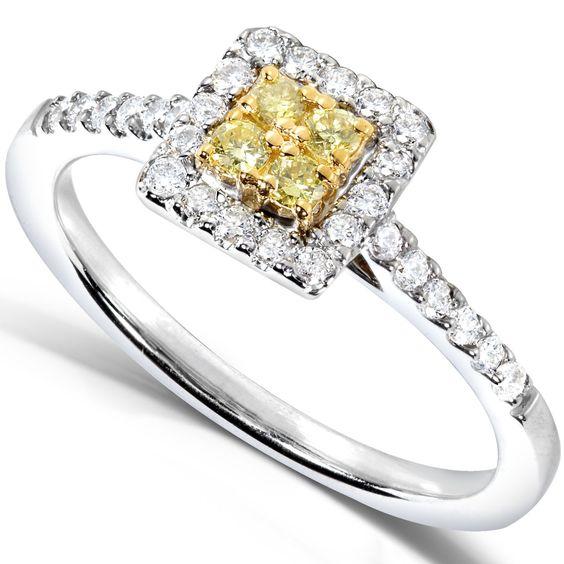 diamond engagement ring - Buscar con Google