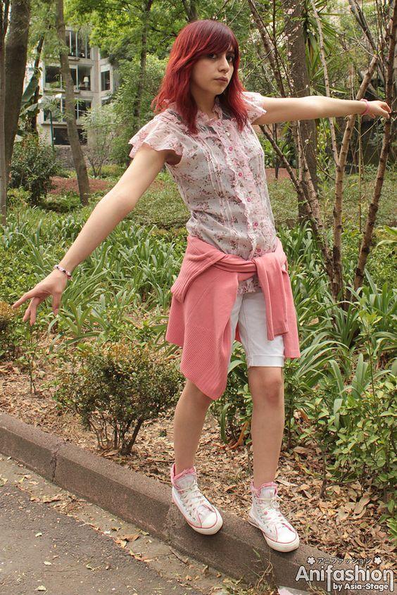 [Anifashion] Sakura Kinomoto   Galería completa ► https://flic.kr/s/aHskyavMB9