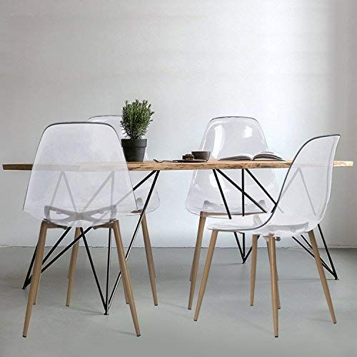 Clear Acrylic Dining Chairs Stuhlede Com Acrylic Dining Chairs