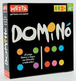 Dominó Clásico ¡Diversión y aprendizaje garantizados! #juegosmetta