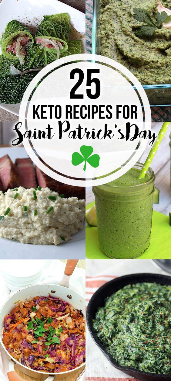 25 Keto Recipes for Saint Patrick's Day | Ruled Me