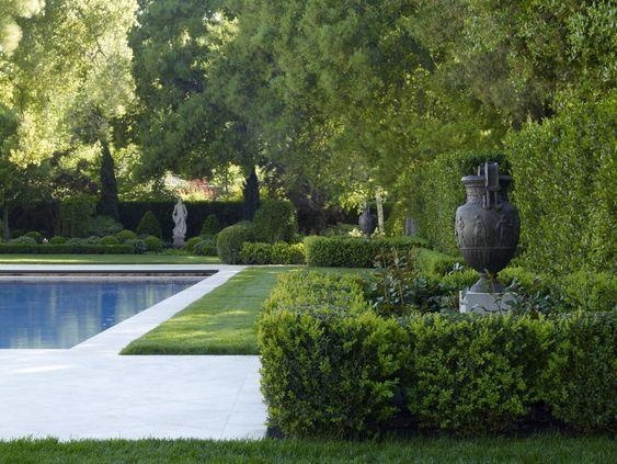 Atherton Formal Garden