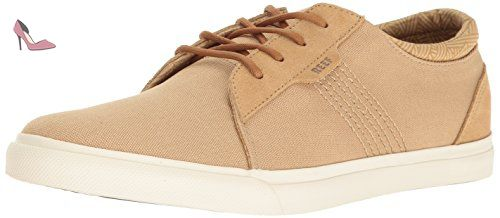 Spiniker Mid Se Tan/Brown, Sneakers Basses Homme, Multicolore (Tan/Brown), 42 EUReef