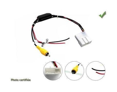 Module De Recuperation Camera De Recul Pour Hyundai I35 Kia Ap14 Sans Nav 16 Voies Adnauto Adnautomi Remorque Voiture Roue Jockey