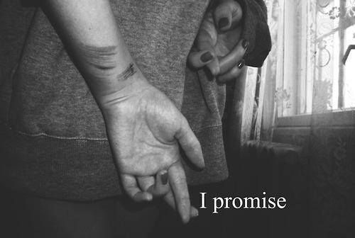 promesas que no son reales