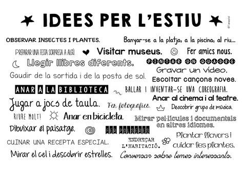 Foto a IDEES PER L'ESTIU - Google Fotos