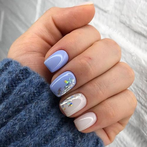 Best Nail Art 61 Best Nail Art Designs For 2020 Blue Nails