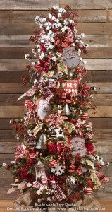 Farmhouse Christmas Theme 2016