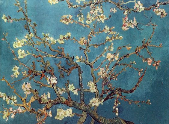 Van Gogh's Almond Tree in Blossom